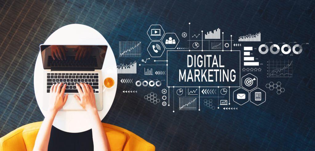le marketing digital